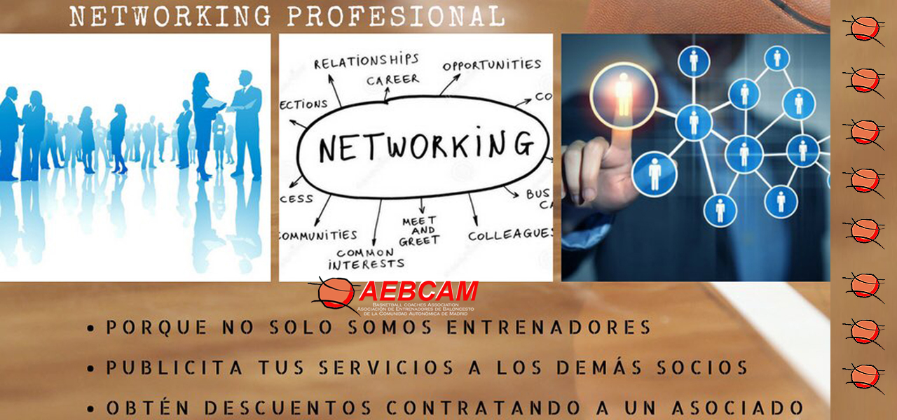 Networking Profesional Entrenadores