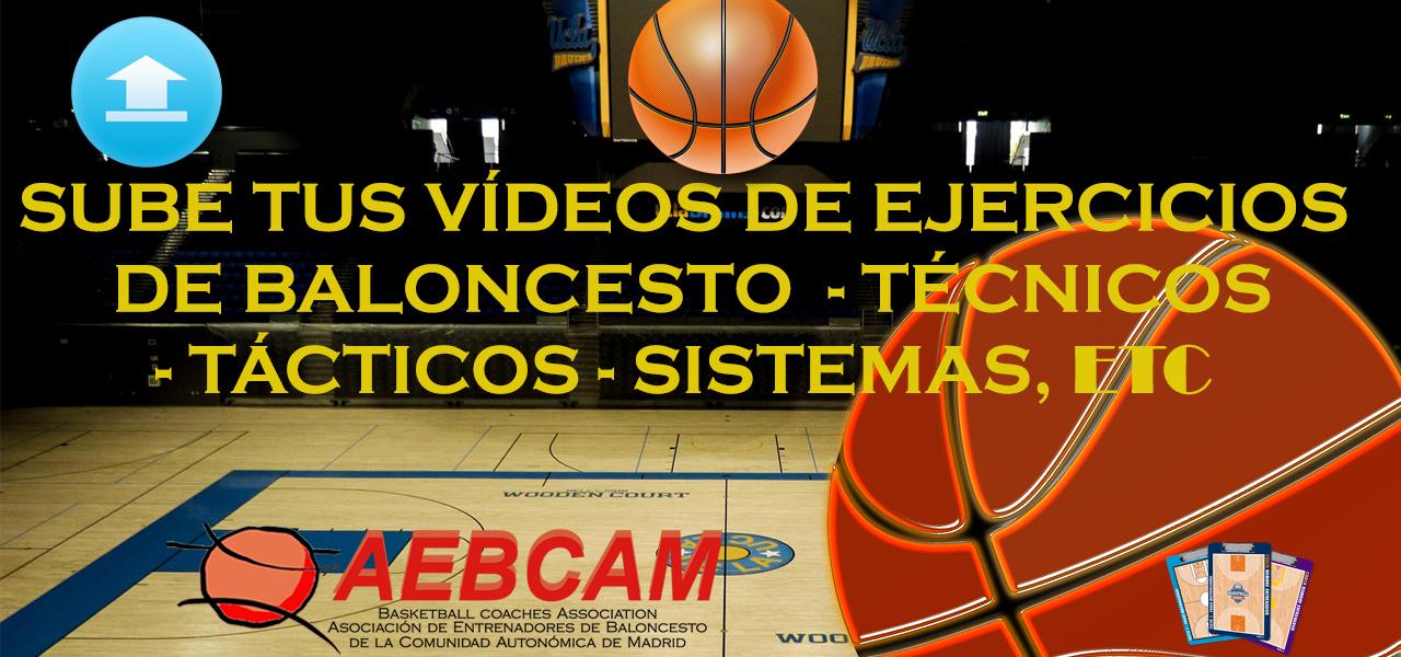 Envíanos tus vídeos de Baloncesto