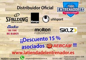 Acuerdo AEBCAM y Todoentrenadores.es para socios