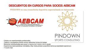 PINDOWN consultoría deportiva especializada en baloncesto – Ventajas AEBCAM