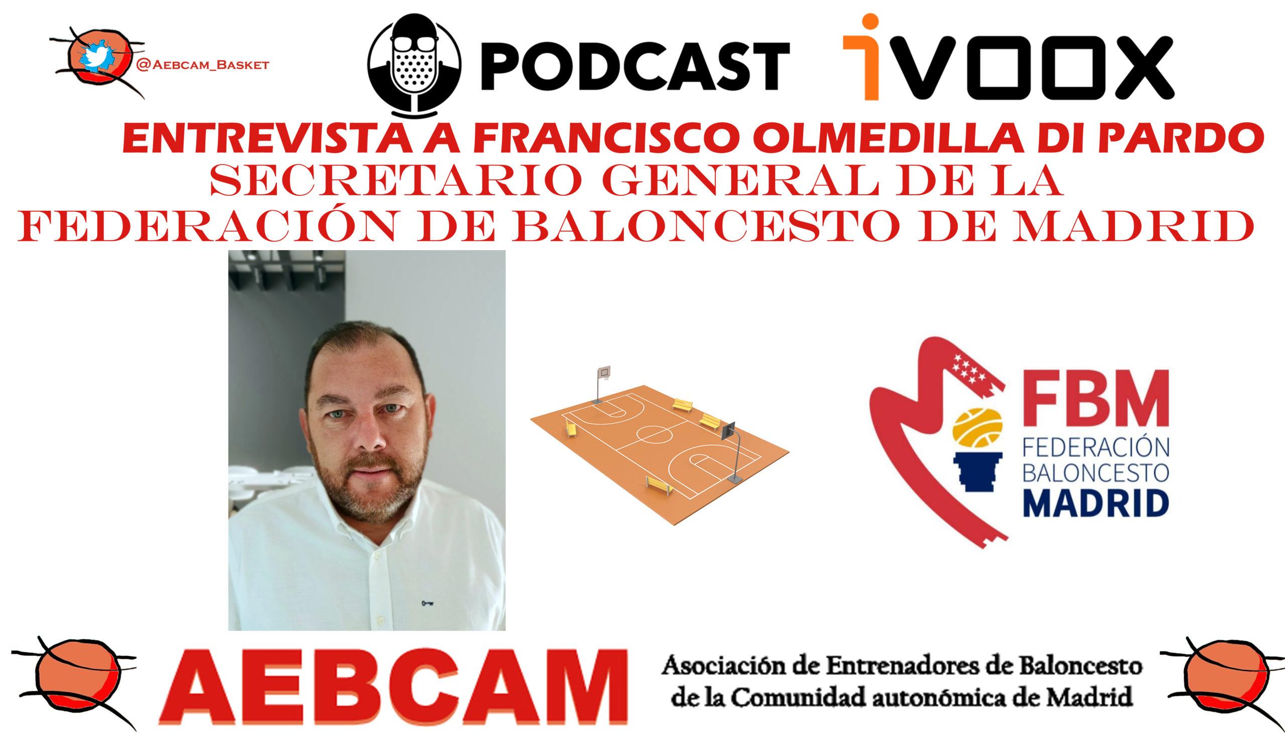 Entrevista a Francisco Olmedilla